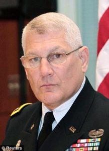 Military Scammer - GEN. CARTER HAM (RETIRED)