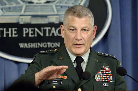 Gen. Carter Ham
