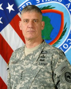 Military Scammer - GEN. DAVID M. RODRIGUEZ PART I