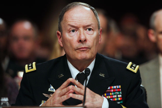 Gen. Keith B. Alexander-2