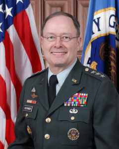 Military Scammer - GEN. KEITH B. ALEXANDER (RETIRED)