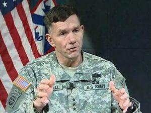 Military Scammer - LT. GEN. WILLIAM B. CALDWELL IV