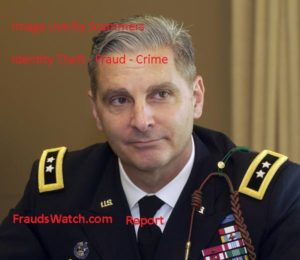 Military Scammer - MAJ. GEN. ANTHONY CUCOLO (RETIRED)