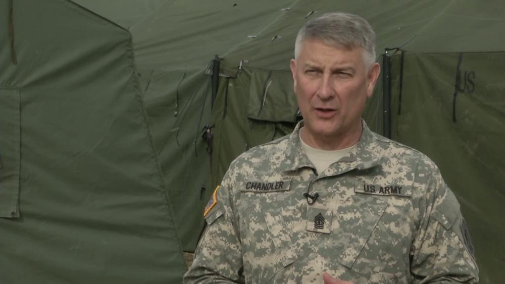 Sgt. Maj. Raymond F. Chandler-7