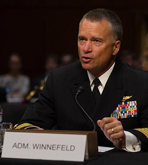James A. Winnefeld Jr.