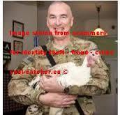 Military Scammer - LT. GEN. DANIEL P. BOLGER (RETIRED)