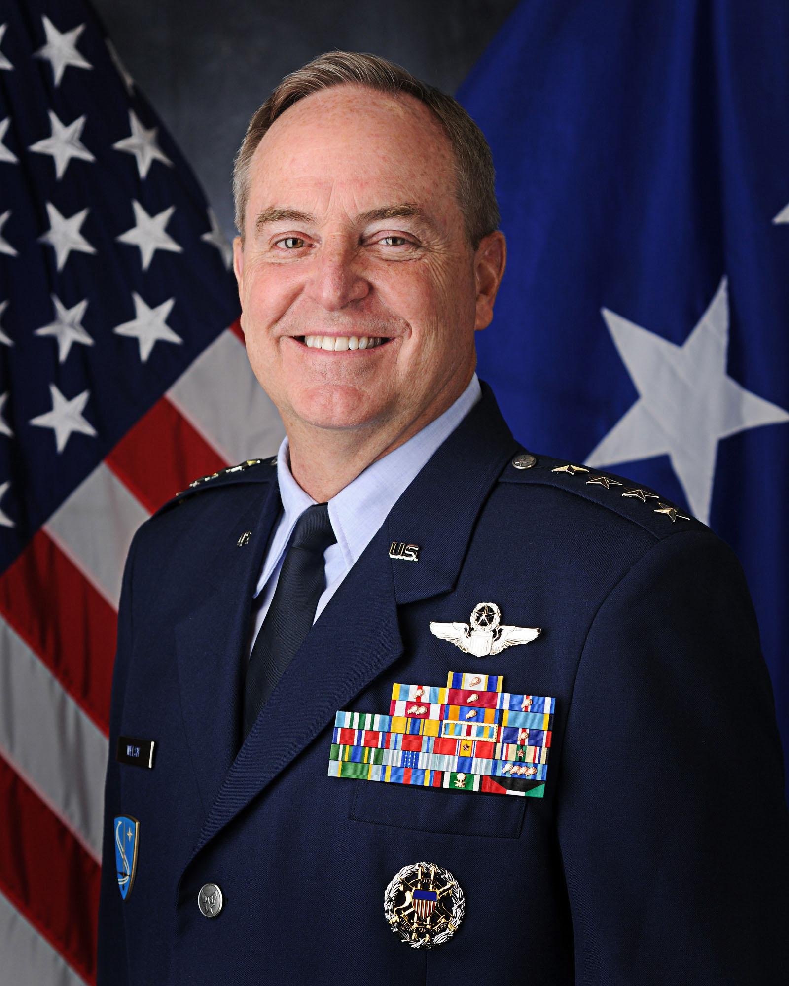 General Mark A. Welsh