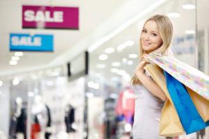 Shopping and Saving Money