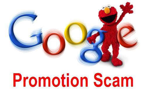 Google-scams