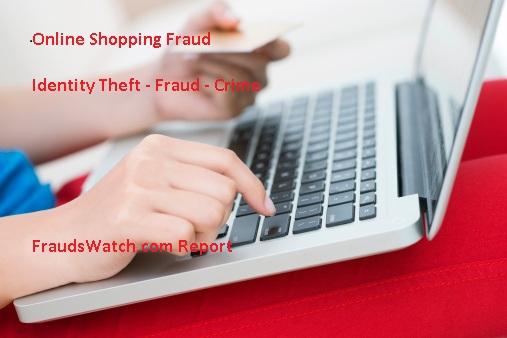 Online Shopping Fraud