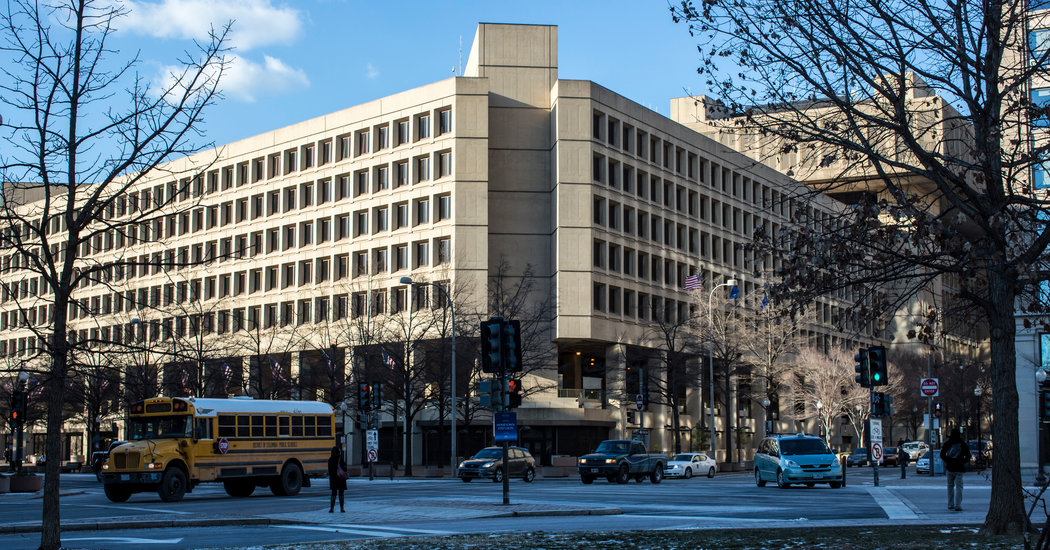 FBI OFFICE Washington