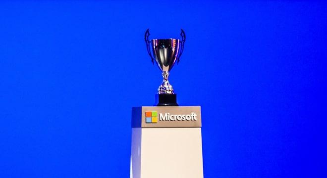 Microsoft® Winners