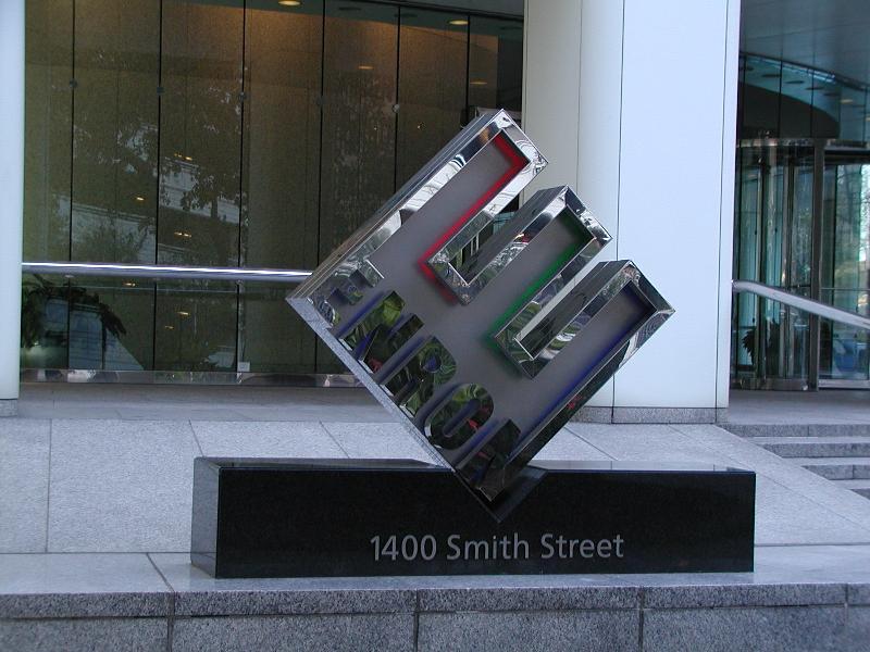 Enron Declared Bankruptcy