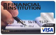 ATM VISA CARD IS READY