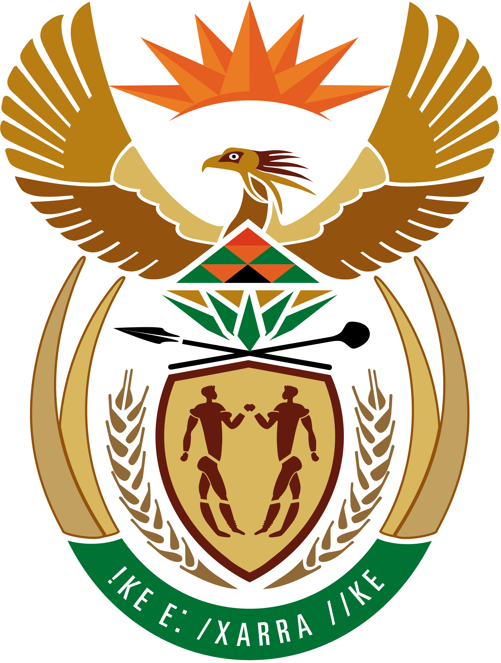 DEPARTMENT OF MINERALS AND ENERGY REPUBLIC OF SOUTH AFRICA