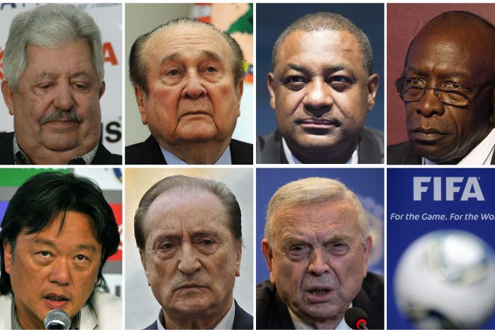 FIFA Officials Indicted for Racketeering Conspiracy