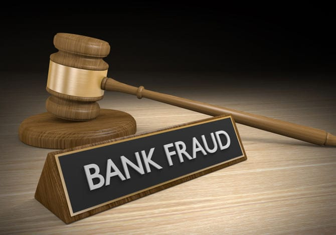 Bank Fraud Charges