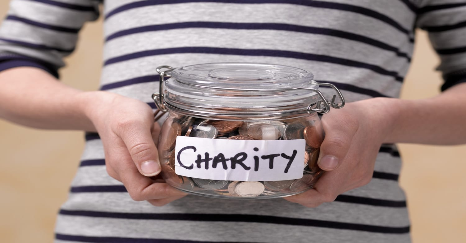 Embezzling And Laundering From Charity