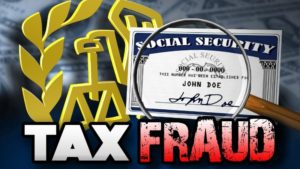Fraud and Tax Charges
