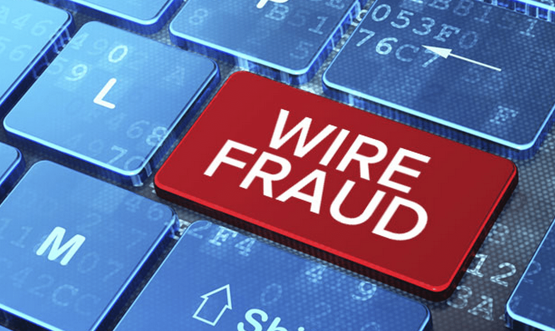 Wire Fraud And Money Laundering