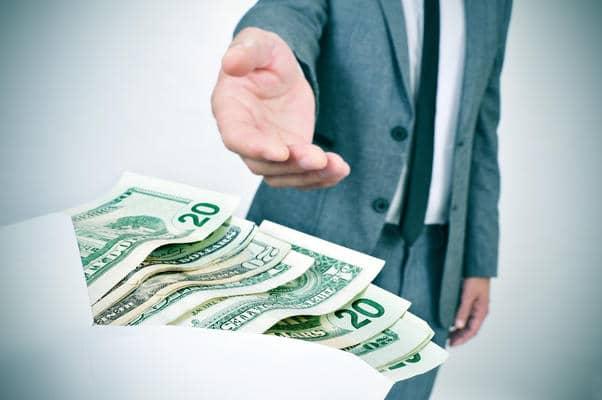 Wire Fraud And Taking Kickbacks