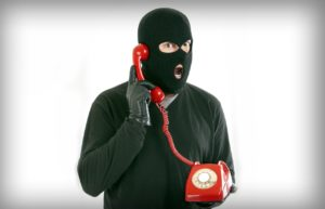 Telephone Dating Scam